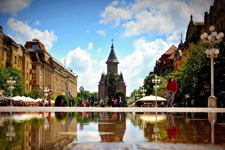 Novi Sad Timisoara minibus transfer