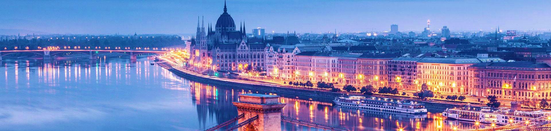 Budimpešta Beograd