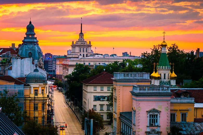 Beograd Sarajevo Baš čaršija